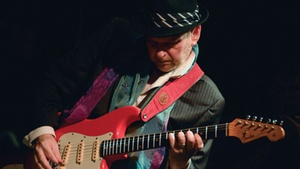 Regent Theatre: Ronnie Earl & The Broadcasters at Regent Theatre