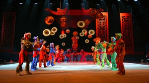 McAninch Arts Center: National Acrobats of The People's Republic of China: Peking Dreams at McAninch Arts Center
