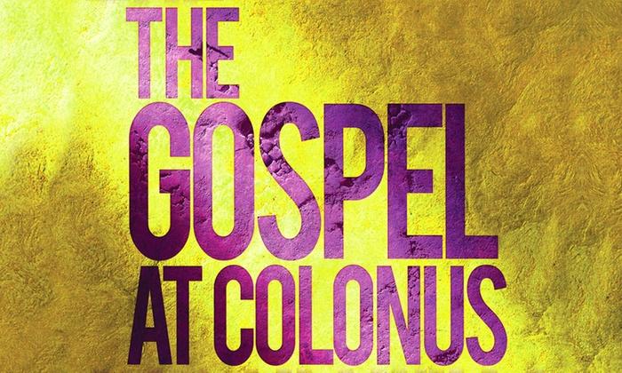 Nate Holden Performing Arts Center - South LA: The Gospel at Colonus at Nate Holden Performing Arts Center