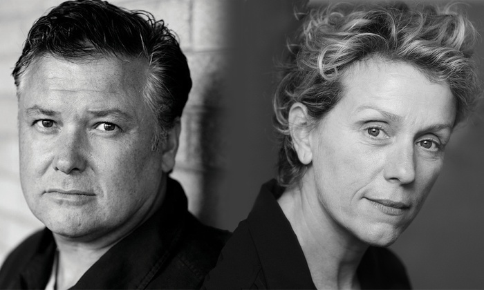 Marines' Memorial Theatre - Lower Nob Hill: An Evening with Conleth Hill and Frances McDormand at Marines' Memorial Theatre