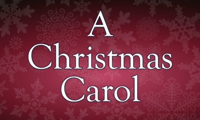 Sterling Middle School - Sterling Park: A Christmas Carol at Sterling Middle School