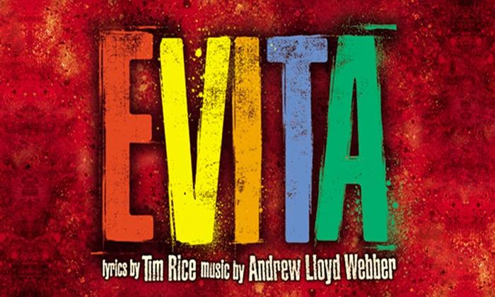 Sunnyvale Theatre - Ortega: Evita at Sunnyvale Theatre