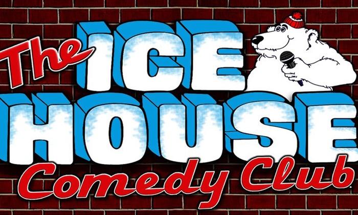 The Ice House Main Room  - The Ice House Comedy Club: The Ice House Comedy Club