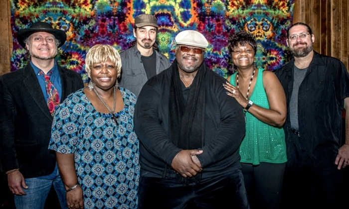 The Cave  - North Bench: Melvin Seals and JGB (Jerry Garcia Band) at The Cave
