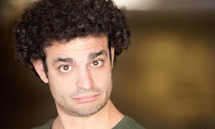 Boca Black Box  - Boca Glades: NY Comedy Night Presents Rich Aronovitch at Boca Black Box