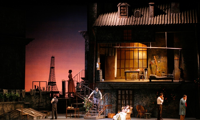 Dorothy Chandler Pavilion - Downtown Los Angeles: La Bohème at Dorothy Chandler Pavilion