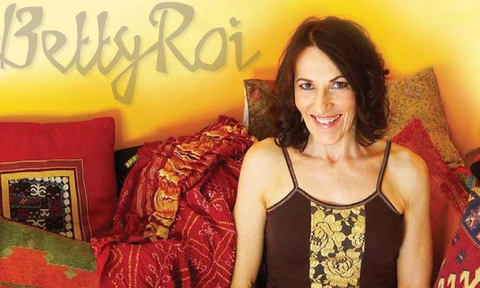 Feinstein's at the Nikko - Downtown San Francisco-Union Square: Jazz Singer Betty Roi at Feinstein's at the Nikko