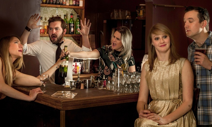 The Public House Theatre - North Side: Bye Bye Liver: The Chicago Drinking Play