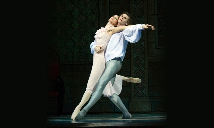 Miramar Cultural Center  - Miramar Town Center: The State Ballet Theatre of Russia: Romeo and Juliet at Miramar Cultural Center