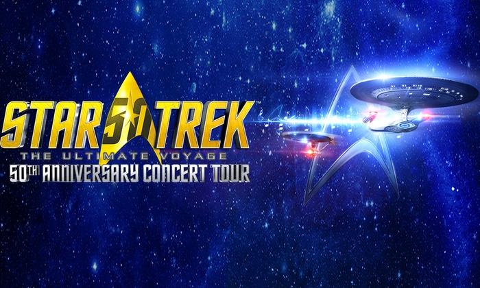 Citi Performing Arts Center Wang Theatre - Wang Theatre : Star Trek: The Ultimate Voyage at Citi Performing Arts Center Wang Theatre