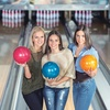$15 For 1-Hour Of Bowling & Shoe Rental For 4 People (Reg. $37)