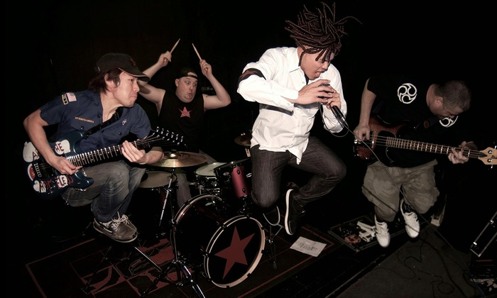 The Cave  - North Bench: Slaves Against The Machine: Tribute to Rage Against the Machine at The Cave