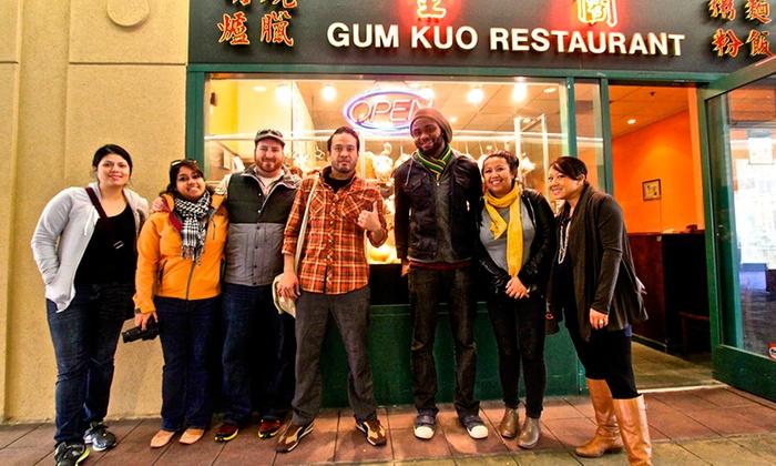 Oakland Chinatown - Chinatown: Oakland Chinatown Food & Culture Walking Tour