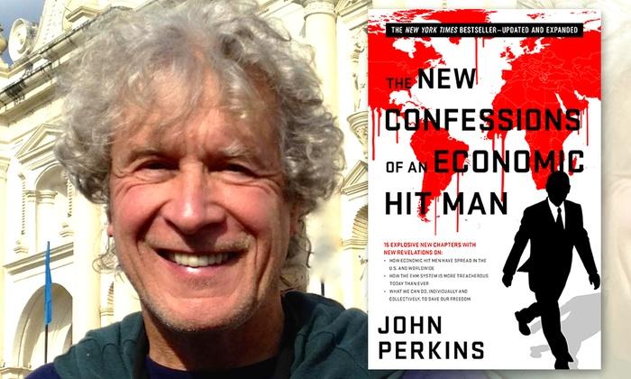 Kepler's Books - Menlo Park: Author John Perkins at Kepler's Books