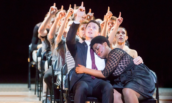 Ahmanson Theatre - Downtown Los Angeles: The Art of Falling at Ahmanson Theatre