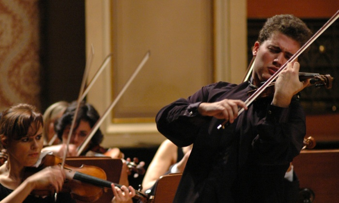 PONCHO Concert Hall - Seattle: Violinist Miroslav Ambros at PONCHO Concert Hall