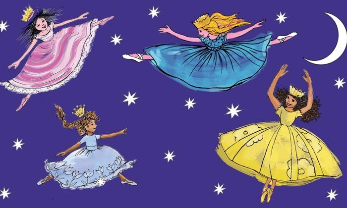 ArtSpace Falls Church - Falls Church: The Dancing Princesses at ArtSpace Falls Church
