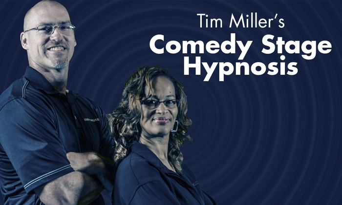 Act II Playhouse - Flourtown: Tim Miller's Comedy Stage Hypnosis at Act II Playhouse