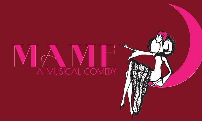 Plays & Players Theatre  - Rittenhouse Square: Mame at Plays & Players Theatre