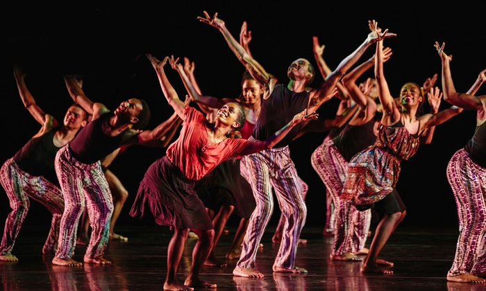 Nate Holden Performing Arts Center - South LA: Garth Fagan Dance at Nate Holden Performing Arts Center