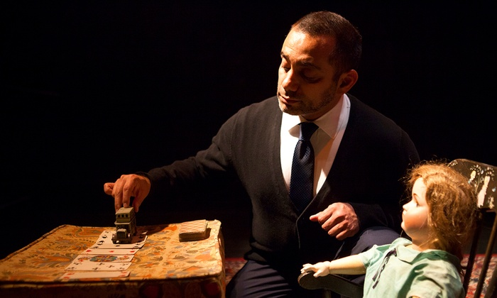 Eddy St Theatreplex - The EXIT Theatre - Tenderloin: The Pandora Experiment at Eddy St Theatreplex - The EXIT Theatre