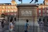 Madrid city centre cultural walk