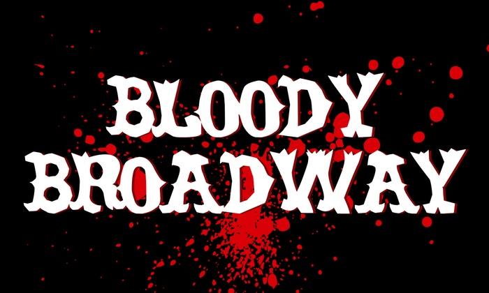Andrews Living Arts - Flagler Heights: Bloody Broadway at Andrews Living Arts