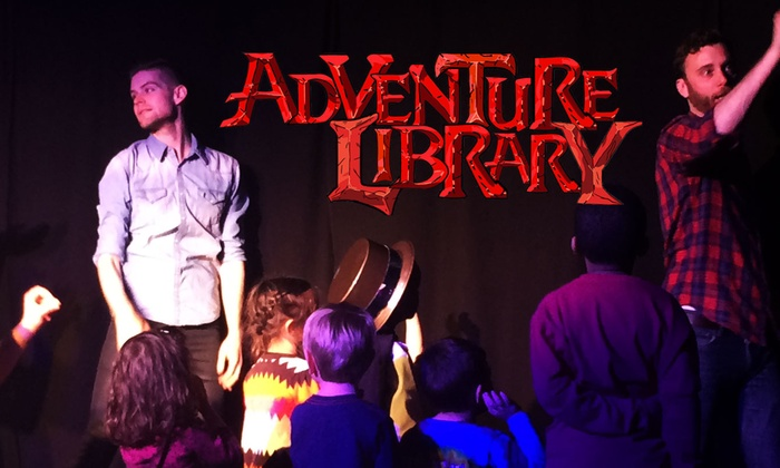 pH Comedy Theater - Edgewater: Adventure Library!