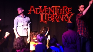 pH Comedy Theater: Adventure Library! at pH Comedy Theater