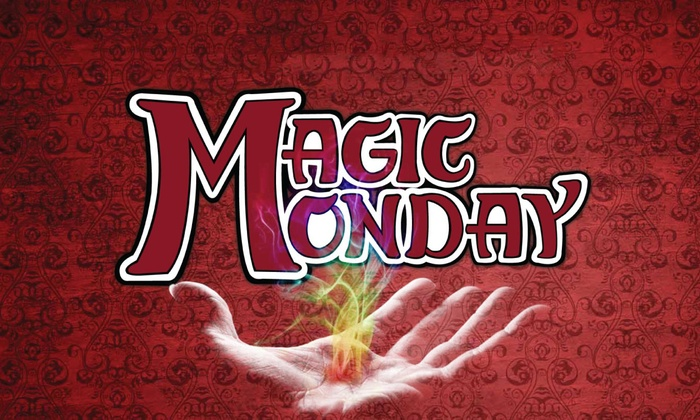 Smoke and Mirrors Presents Magic Monday at Odyssey Theatre