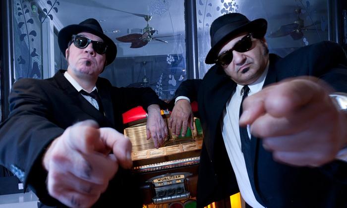 Laguna Playhouse - Main Beach: The Official Blues Brothers Revue at Laguna Playhouse