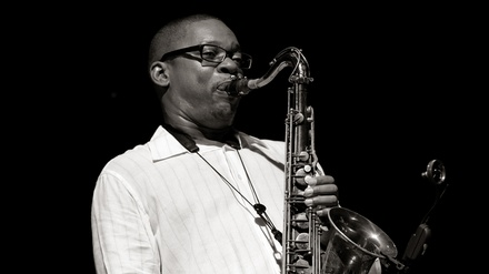 Africa Brass Ensemble With Ravi Coltrane at Newmark Theatre