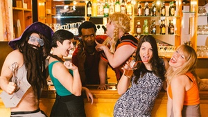 Urban Saloon: Bye Bye Liver: The Philadelphia Drinking Play at Urban Saloon