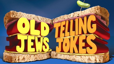 Old Jews Telling Jokes at George Street Playhouse