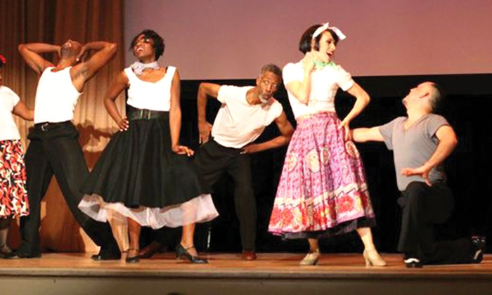 El Camino College Center for the Arts -- Marsee Auditorium - El Camino College: Central Avenue Dance Ensemble: The History of Black Dance in America at El Camino College Center for the Arts -- Marsee Auditorium