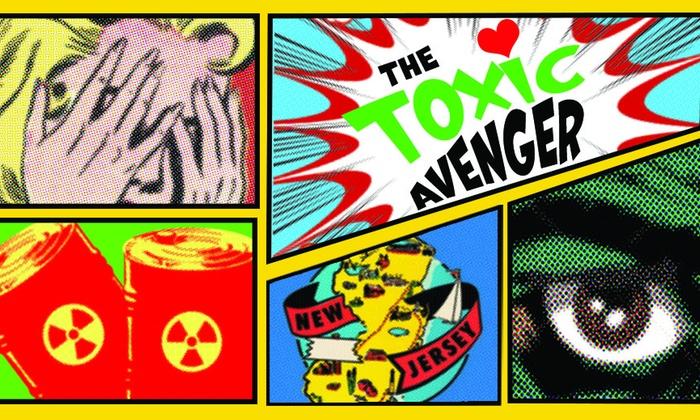 Phoenix Theatre - Hormel Black Box Theatre - Phoenix: The Toxic Avenger at Phoenix Theatre - Hormel Black Box Theatre