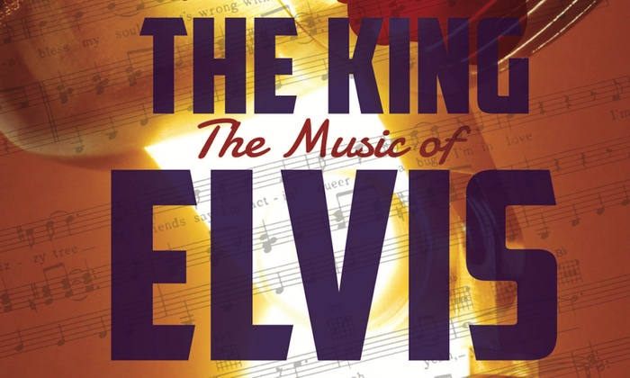 Marcus Center for the Performing Arts  - Vogel Hall Marcus Center: The King: The Music of Elvis at Marcus Center for the Performing Arts