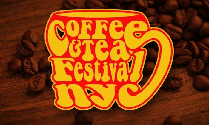 Brooklyn Expo Center - Greenpoint: NYC Coffee & Tea Festival at Brooklyn Expo Center