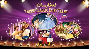 Hanover Theatre for the Performing Arts: Disney Live! Three Classic Fairy Tales at Hanover Theatre for the Performing Arts