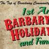 Barbary Coast Holiday Bash