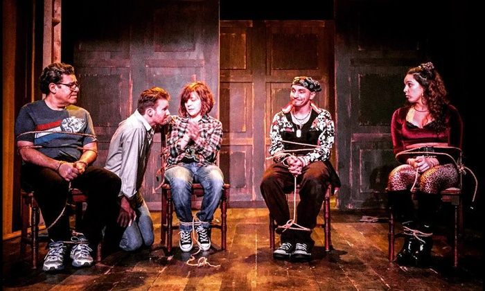 Hudson Guild Theatre - Central Hollywood: Den of Thieves at Hudson Guild Theatre