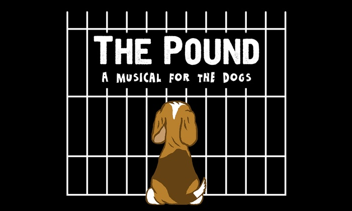 The Pound: A Musical for the Dogs at Sabes Theater at the JCC