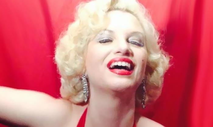 "Boca Black Box  - Boca Glades: Marilyn Monroe: The Greatest ""Holiday"" Show On Earth at Boca Black Box"