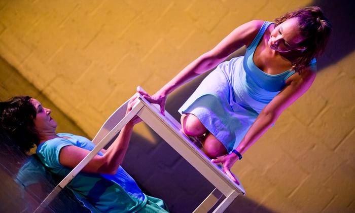 Theatre on the Run - Nauck: Jane Franklin Dance: Niche at Theatre on the Run