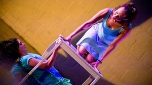 Theatre on the Run: Jane Franklin Dance: Niche at Theatre on the Run