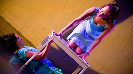 Jane Franklin Dance: Niche at Theatre on the Run