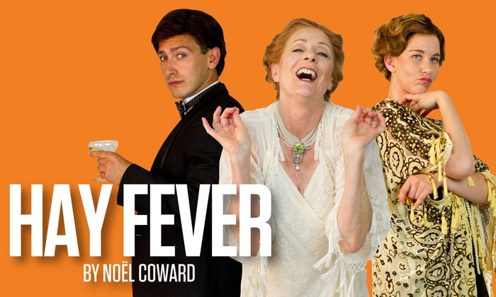 Old Town Theatre - Old Town: Hay Fever at Old Town Theatre
