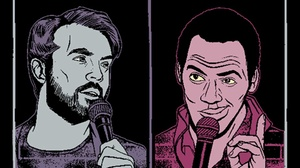 Middle East Downstairs: Comedians Brooks Wheelan & Baron Vaughn at Middle East Downstairs