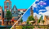✈ FROM AMSTERDAM TO BRUSSELS - Combination Package: Amsterdam Bruss...
