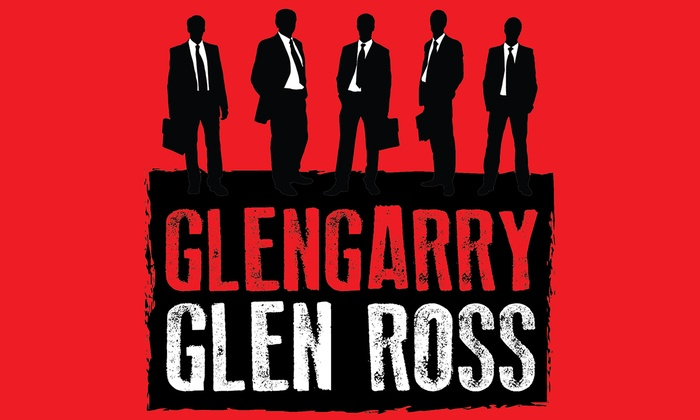 Desert Stages Theatre -- Actor's Cafe - Downtown Scottsdale: Glengarry Glen Ross at Desert Stages Theatre -- Actor's Cafe